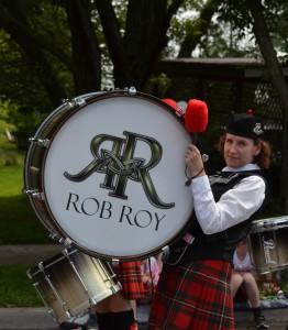 Rob Roy Drummer