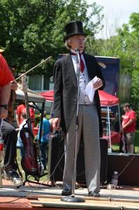 Sir John A Speech