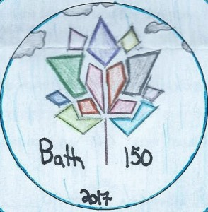 Designed by Carlee Neil, Grade 7, Bath Public School