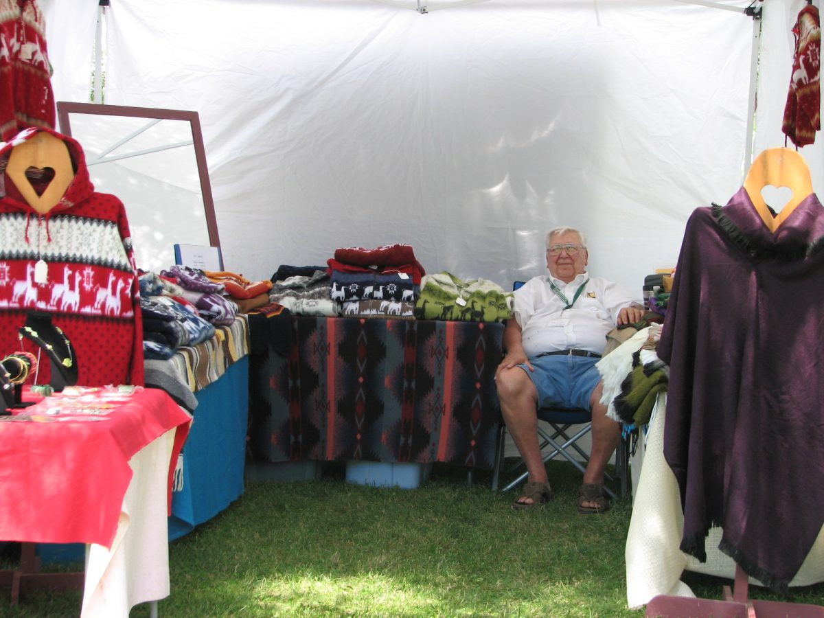 photos from the 2012 bath canada day market