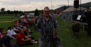Guitar Winner Phil Edwards
