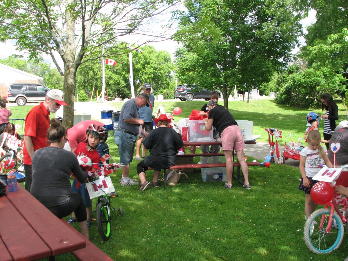 New Volunteer Opportunities with the Bath Canada Day Committee
